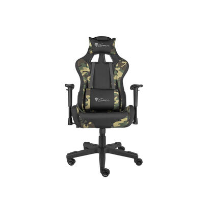 armchair-gaming-natec-genesis-nitro-560-camo-nfg-1532-black-and-green-color