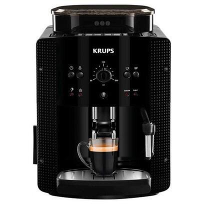 krups-roma-cafetera-espresso-superautomatica-negra