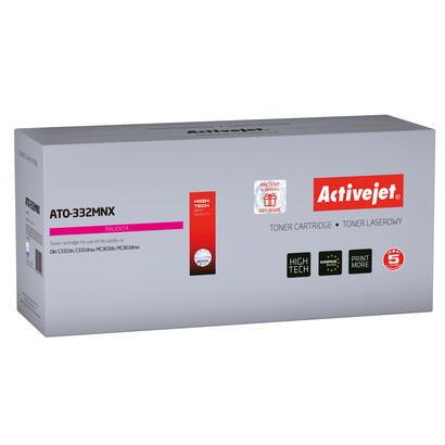 activejet-ato-332mnx-toner-replacement-oki-46508710-compatible-page-yield-3000-pages-printing-colours-magenta-5-years-warranty