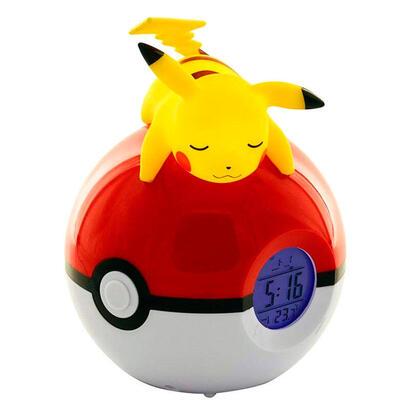 lampara-despertador-led-pikachu-pokeball-pokemon