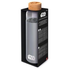 botella-cristal-star-wars-funda-silicona-585ml