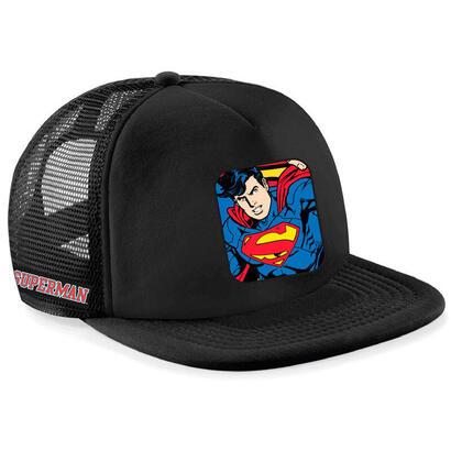 gorra-premium-superman-dc-comics