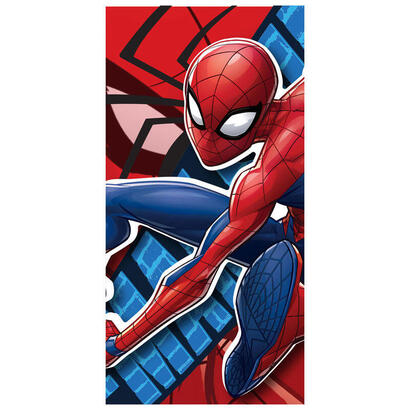 toalla-spiderman-marvel-microfibra