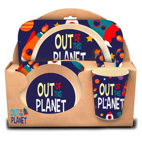 set-menaje-out-of-this-planet-bambu