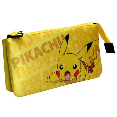 portatodo-pikachu-pokemon-triple