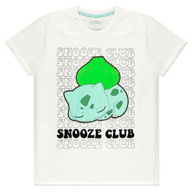 camiseta-bulbasaur-snooze-club-pokemon