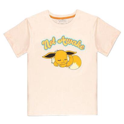 camiseta-mujer-eevee-pokemon