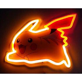 lampara-mural-neon-pikachu-pokemon