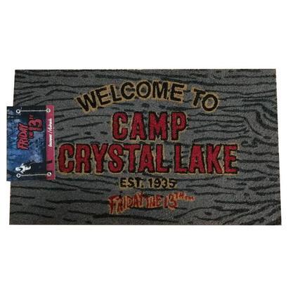 felpudo-welcome-camp-crystal-viernes-13