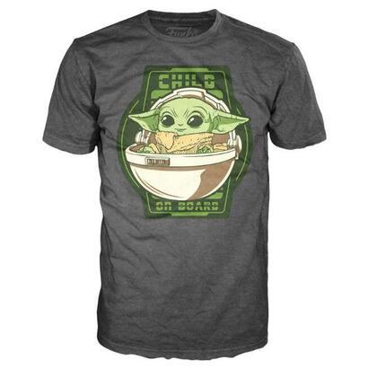 camiseta-yoda-the-child-on-board-mandalorian-star-wars
