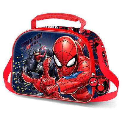 bolsa-portameriendas-3d-spiderman-marvel