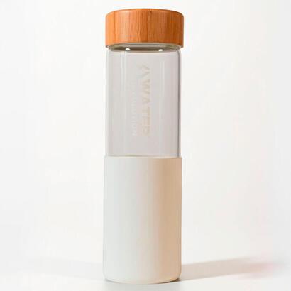 botella-blanco-vidrio-silicona-water-revolution-660ml