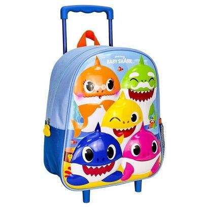 trolley-3d-baby-shark-31cm