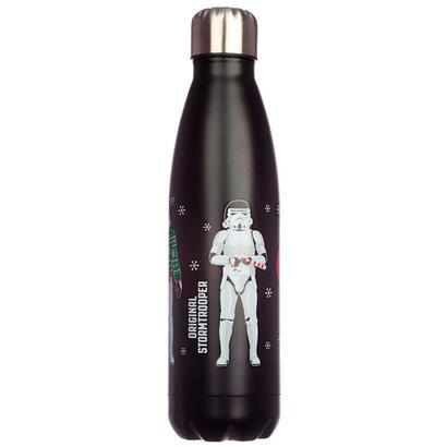 botella-acero-inoxidable-original-stormtrooper-navideo-500ml
