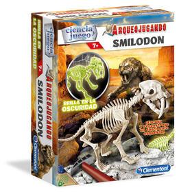 arqueojugando-smilodon-fluorescente