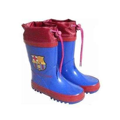 botas-agua-fc-barcelona-escudo-cierre-ajustable-t25