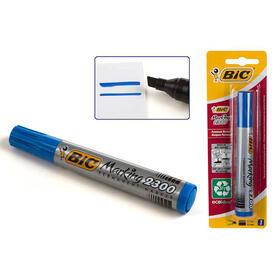 blister-marcador-permanente-bic-azul-2300