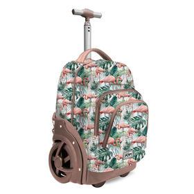trolley-oh-my-pop-tropical-flamingo-53cm