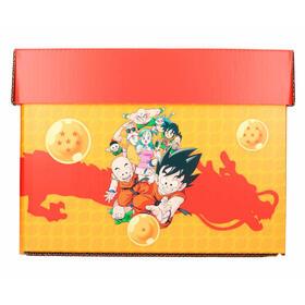 caja-comics-personajes-dragon-ball