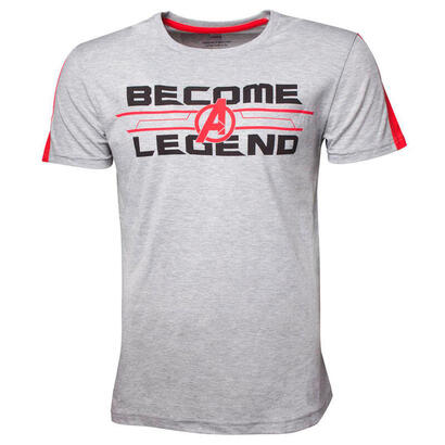 camiseta-become-a-legend-vengadores-marvel