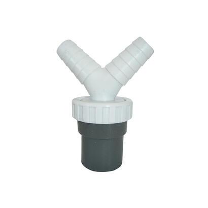 enlace-mixto-tubos-lisos-doble-toma-plastico-pvc