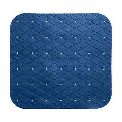 alfombra-interior-ducha-antideslizante-pvc-cuadrada-azul-marino-55x55cm