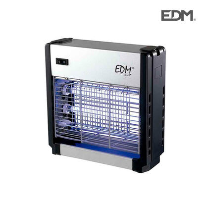 mata-insectos-profesional-electronico-2x6w-15m2-edm