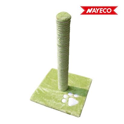 rascador-savanna-poste-verde-63x40x40cm-nayeco
