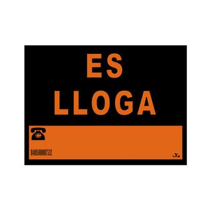 cartel-pvc-40x30cm-es-lloga