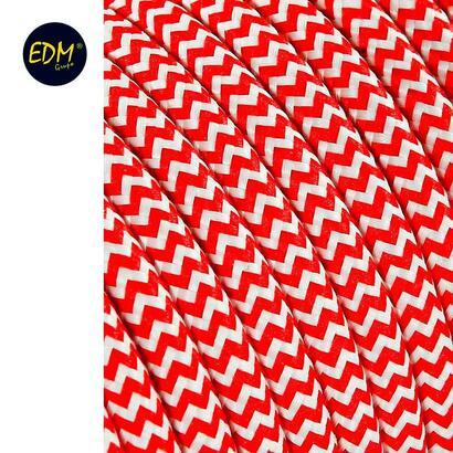 ult-unidades-cable-cordon-tubulaire-2x075mm-25mts-rallado-blanco-rojo-euromts