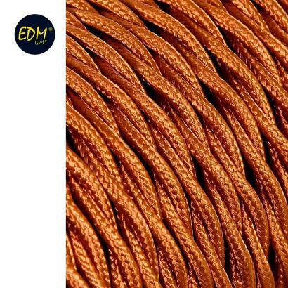 cable-textil-trenzado-2x075mm-25mts-c-12-oro-seda-euromts