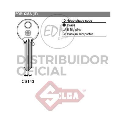 llave-laton-cs143-cisa