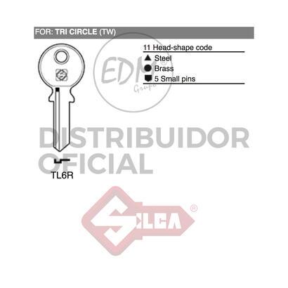 llave-acero-tl6r-tri-circle
