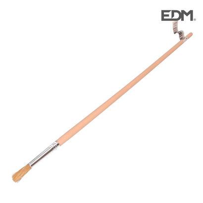 pincel-cabo-lata-redondo-n10-6mm-edm