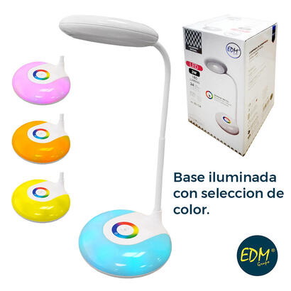 flexo-recargable-led-3w-180-lumens-smd-y-funcion-rgb-6400k-bateria-incluida-1000mah