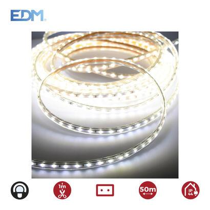 tira-de-led-12mm-grosor-60ledsm-42wm-blanco-frio-ip44-6400k-edm-220-240v-uso-interior-exterior-euromts