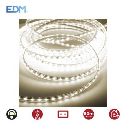 tira-de-led-60-ledsmts-42wm-blanco-calido-3200k-edm-220-240v-uso-interior-exterior-ip44-euromts