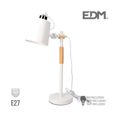 flexo-simple-e27-blanco-edm