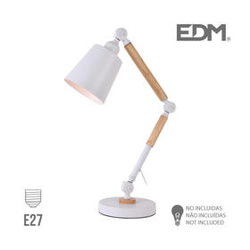 flexo-arquitecto-e27-blanco-edm