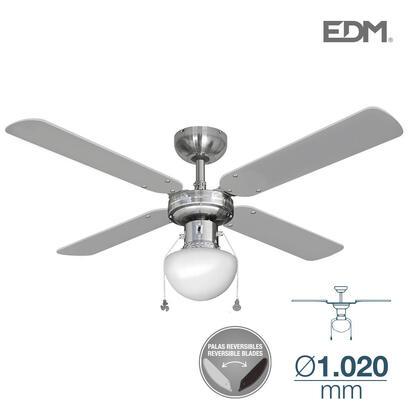 edm-33801-caribe-ventilador-de-techo-con-luz-60w-cromo