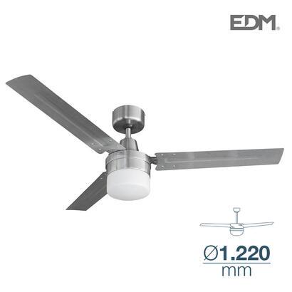 edm-33805-bering-ventilador-de-techo-con-luz-60w-cromo