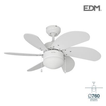 edm-aral-ventilador-de-techo-con-luz-50w