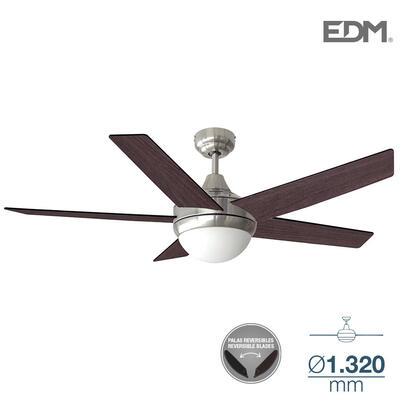 edm-adriatico-ventilador-de-techo-con-luz-y-mando-madera-oscura-60w