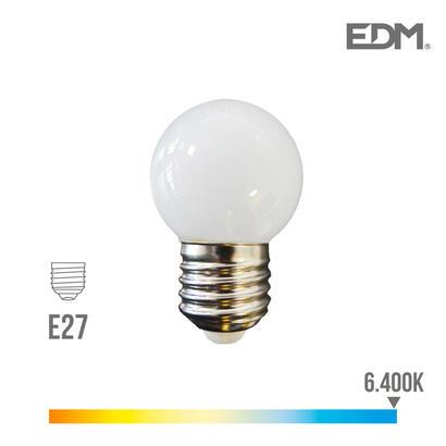 bombilla-esferica-led-e27-15w-80-lm-6400k-luz-fria-edm