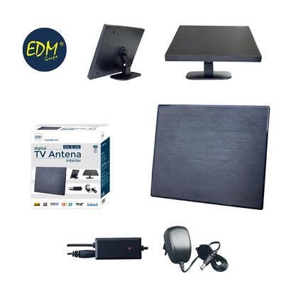 antena-uhf-interior-tv-edm-470-862-mhz-design-series-188x155x135mm