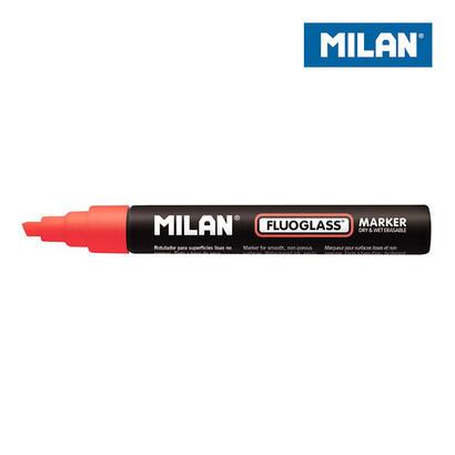 blister-rotulador-rojo-fluoglass-2-4mm-milan