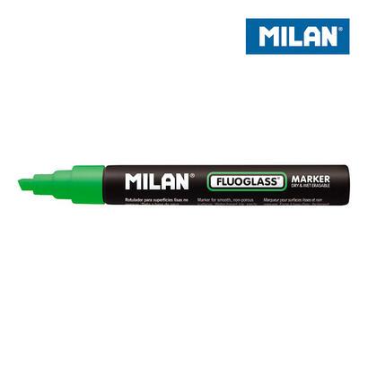 blister-rotulador-verde-fluoglass-2-4mm-milan