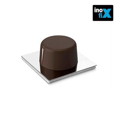 tope-adhesivo-marron-blister-2-unid-inofix