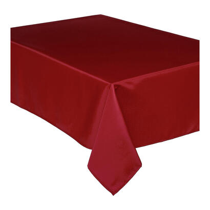 mantel-anti-manchas-rojo-240x140cm-polyester