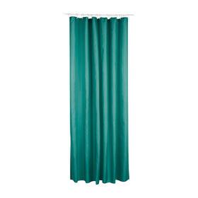 cortina-de-ducha-polyester-color-agua-marina-180x200cm